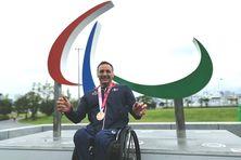 9e médaille pour Pierre Fairbank aux Jeux Paralympiques. A Tokyo, il a décroché le bronze sur 800 mètres.