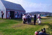 L'association Cultur'île toujours présente lors des évènements culturels et artistiques.