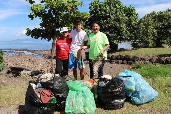 Nettoyage Paea