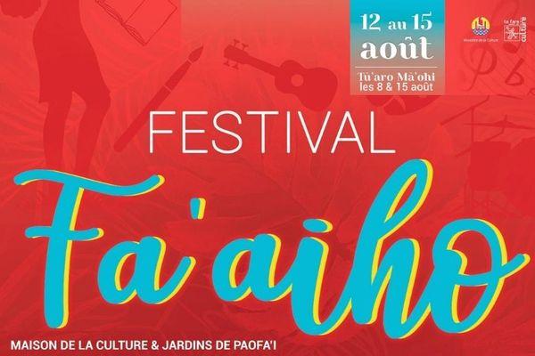Fa'aiho : un festival culturel inédit