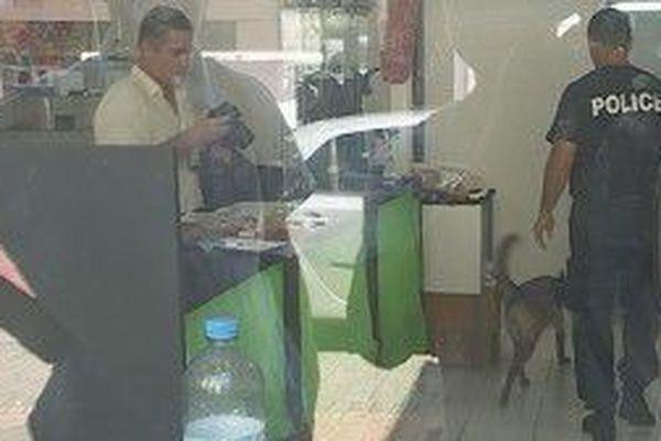 """Descente de police au """"Street shop"""""""