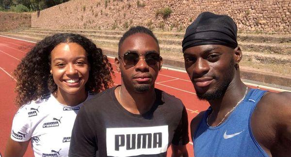 Trois athlètes de Boulouris retenus pour les JO de Tokyo.