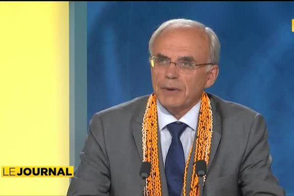 Marc Laffineur, maire d'Avrillé et député des Républicains de Maine-et-Loire