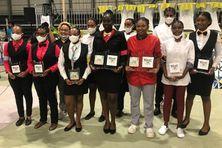 Les lauréats du 1er trophée des talents de la table créole