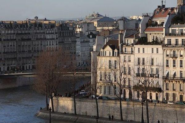 Ile de la Cité à Paris