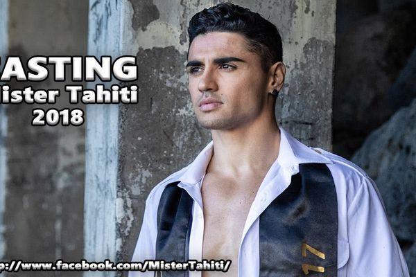 Casting Mister Tahiti