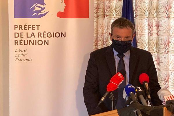 Le préfet Jacques BILLANT