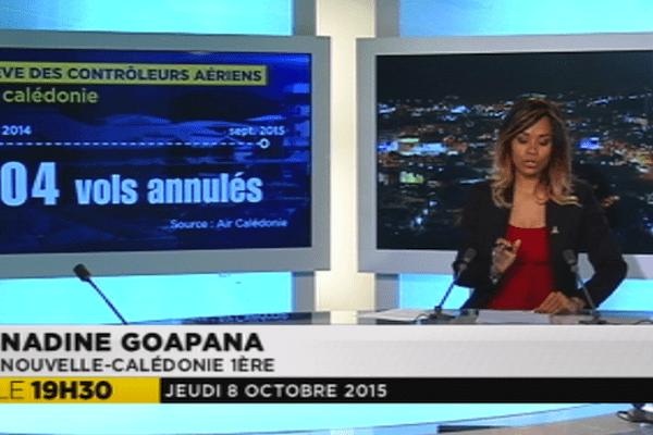 504 vols supprimés en un an chez Air Calédonie