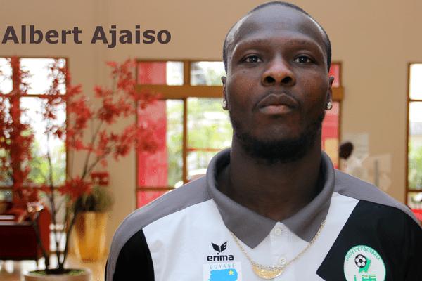 Ajaïso Albert