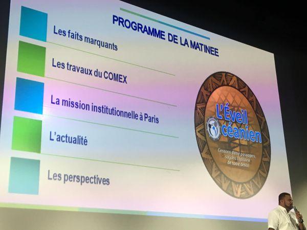 Eveil océanien, troisième conseil politique centre culturel du Mont-Dore, 3 juillet 2021, Tukumuli
