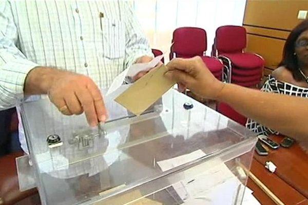 Rivière Saint-Louis vote 25ème commune