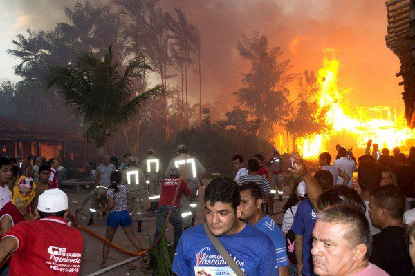 Incendie à Macapa 2