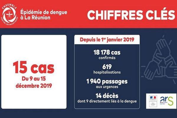 Epidémie de dengue à La Réunion 241219