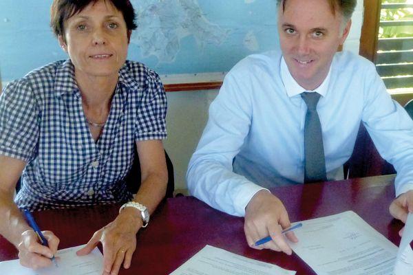ARS et Vice réctorat de Mayotte