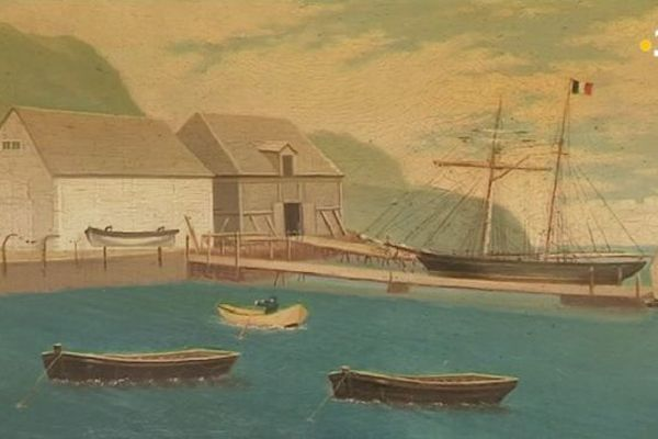 L'artiste-peintre Joseph Lemoine à l'honneur à l'Arche