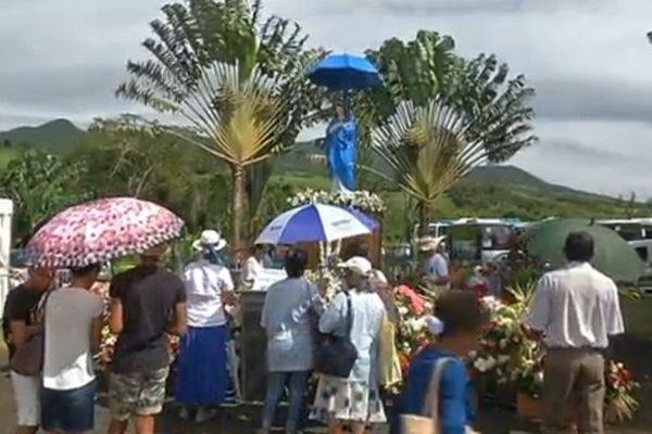 Messe du 15 Août 2015 Vierge au Parasol