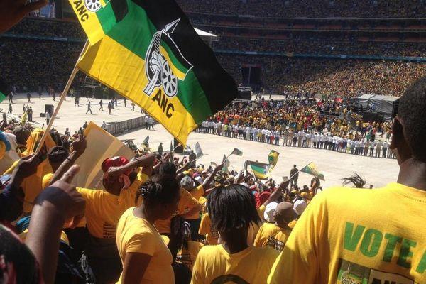 Les sud-africains se rendent aux urnes pour élire leurs députés