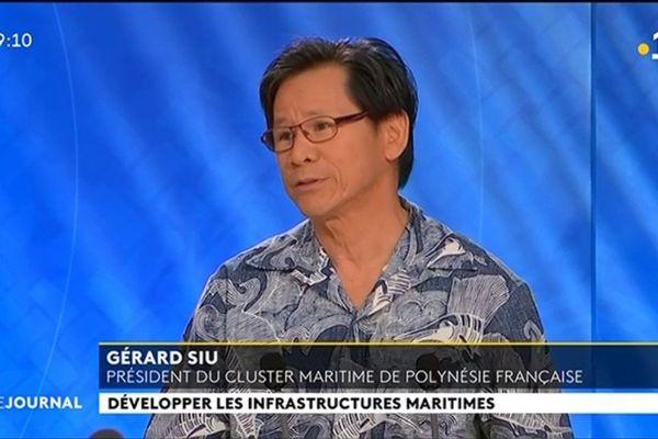 La modernisation du port autonome à l'ordre du jour du cluster maritime