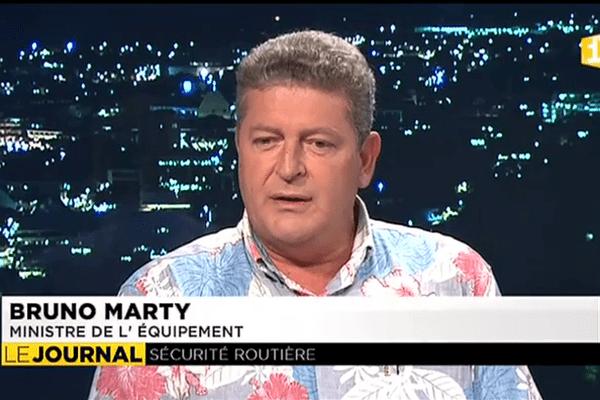 Bruno Marty, l'invité du journal, répond à la famille de Keala.