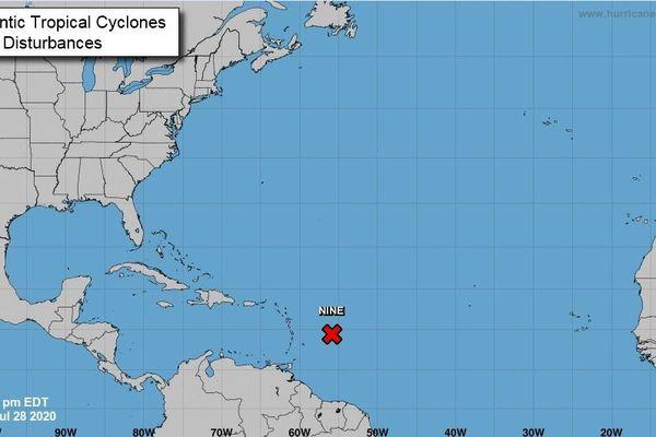 Le NHC évoque déjà une potentielle Tempête tropicale n°9
