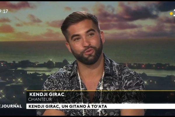 Kenji Girac en concert à Toata vendredi