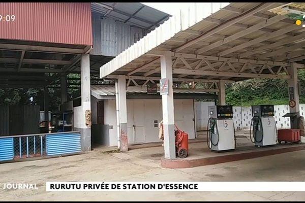 Pénurie de carburant à Rurutu