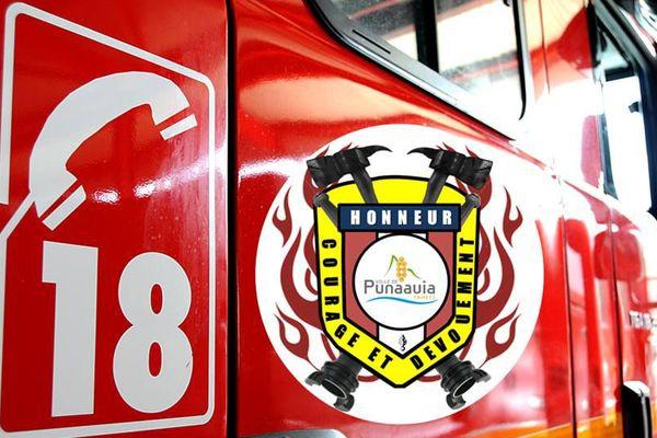 Pompiers de Punaauia