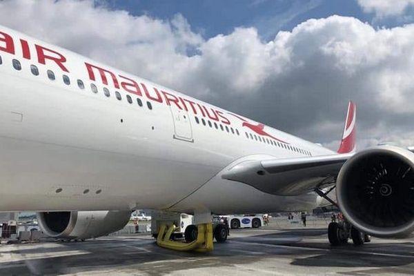 A330neo d'Air Mauritius arrivé le 21 juin 2019