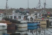 Les bateaux sont restés à quai cette année pour le 140 ième anniversaire de la fête des marins. En raison de la crise sanitaire, la société des marins a décidé de bousculer le protocole. Seule une messe a été célébrée en la cathédrale de Saint-Pierre