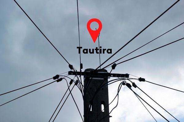 Tautira: dysfonctionnement sur le réseau électrique