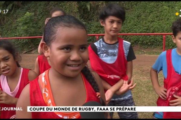 La Fédération polynésienne organise le 1er festival scolaire de rugby