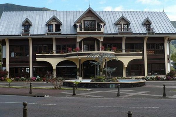 Mairie de la Plaine-des-Palmistes