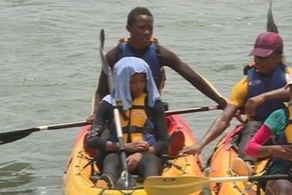 Tour de Mayotte en Kayak