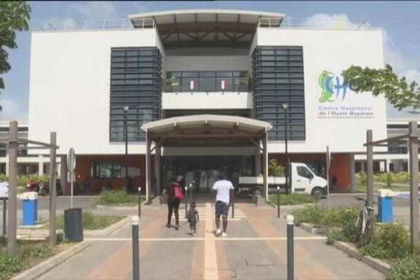 Centre hospitalier de Saint-Laurent-du-Maroni