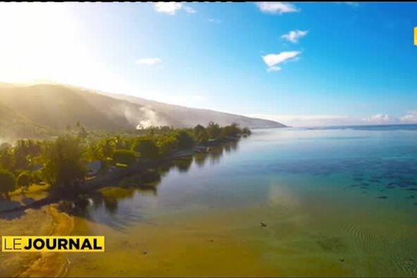 La Polynésie vue du ciel avec Mata reva