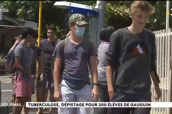 Tuberculose : le lycée Gauguin sous surveillance