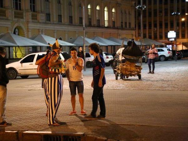 Rue porto Alegre récupérateur