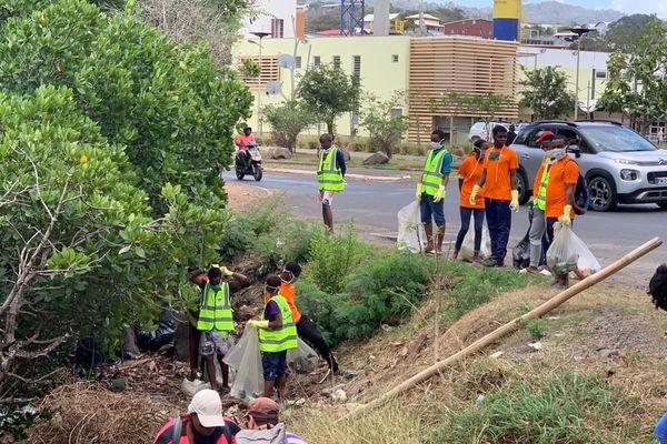 Nettoyage rando-clean Mahabou