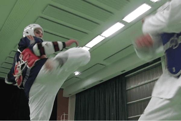 Guillaume Kerhoas taekwondo