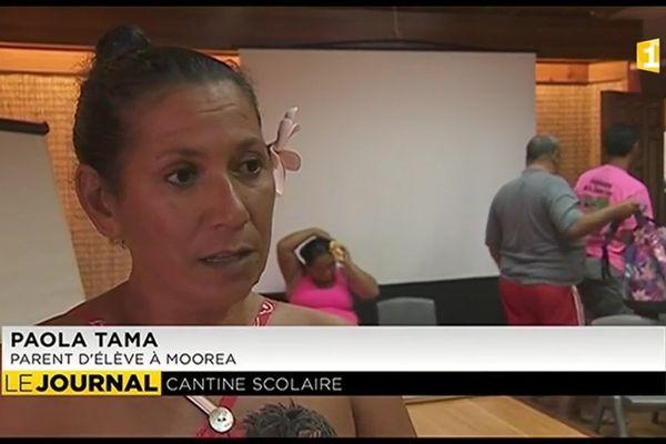 Le conflit des cantines scolaires de Moorea inquiète les parents d'élèves