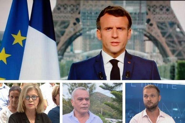 Covid-19 : trois maires calédoniens signent une tribune en soutien à la politique menée par Emmanuel Macron