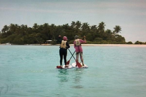 paddle et ilots