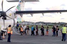 ATR 72 d'Air Antilles Express
