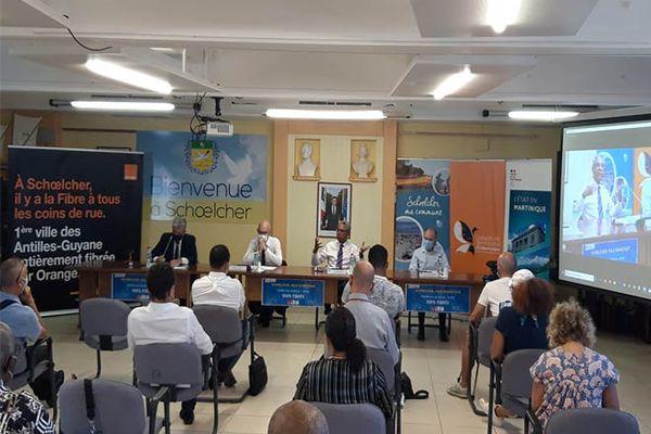 Schoelcher, première ville numérique des Antilles-Guyane