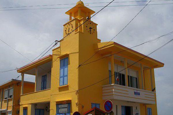 Mairie de Saint Louis de Marie-Galante