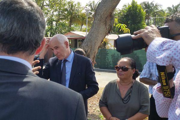 Thierry Repentin à la rescousse du BTP en Guadeloupe