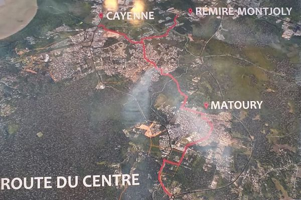 Route du centre