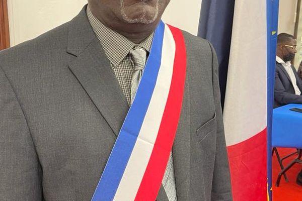 François Lokadi, nouveau maire d'Apatou