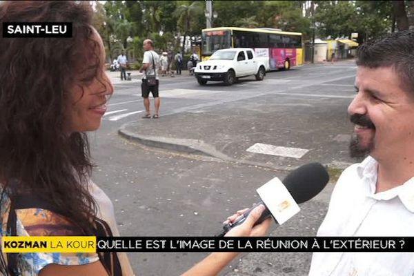 kLK : Image de La Réunion