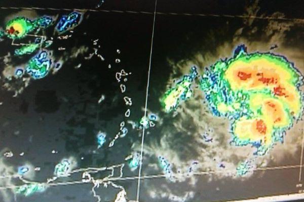 Cyclone en vue